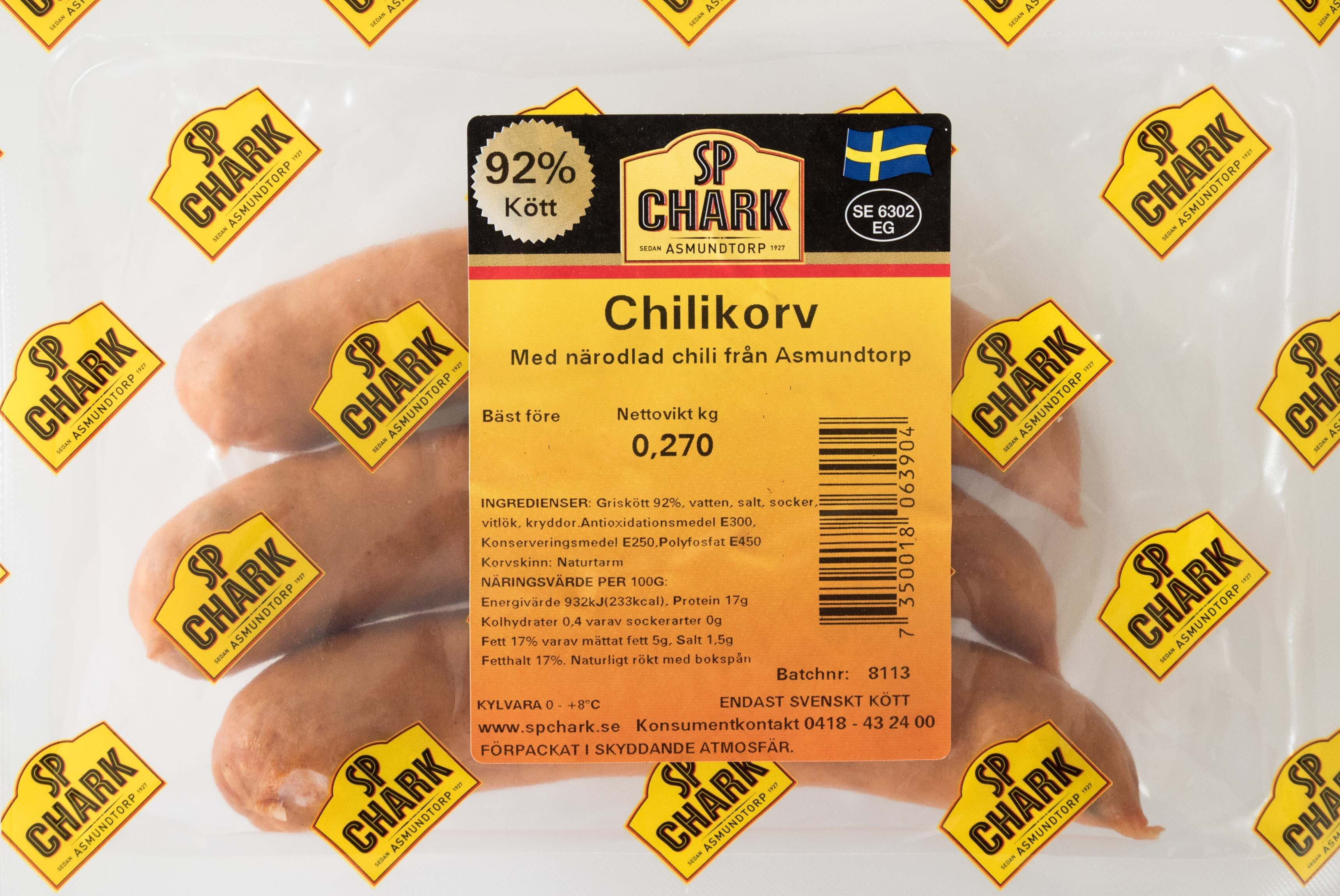 Chilikorv